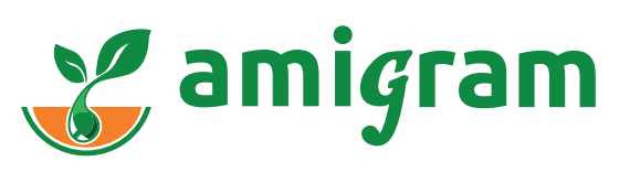 Logotipo de Amigram